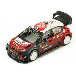1/43 Citroen C3 WRC 10...