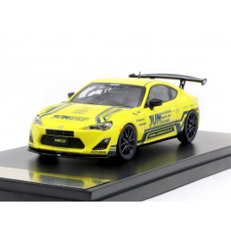 1/43 Toyota 86 Tuned By JUN