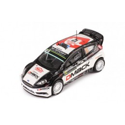1/43 FORD FIESTA RS WRC 12...