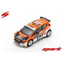 1/43 Ford Fiesta R5 Tommi...