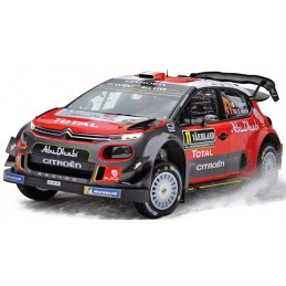 1/18 CITROËN C3 WRC Rally...