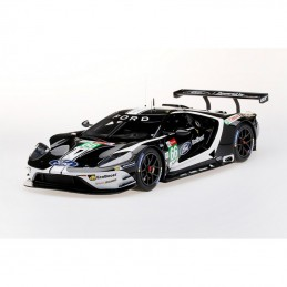 1/18 FORD GT n°66 Ford Chip...
