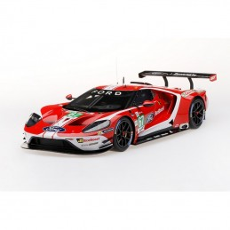 1/18 FORD GT n°67 Ford Chip...