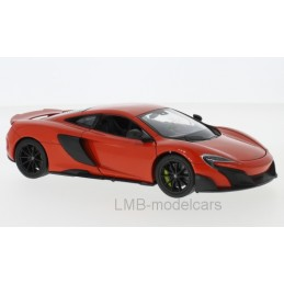 1/24 McLaren 675LT, light red
