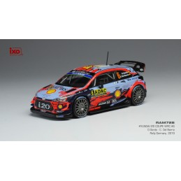 1/43 Hyundai i20 WRC 6,...