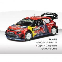 1/43 Citroen C3 WRC 4...