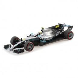1/18 Mercedes F1 W10 EQ...