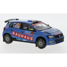 1/43 VW Polo GTI R5, No.48,...