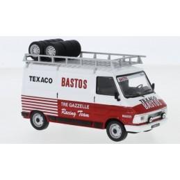 1/43 Fiat 242, Bastos...