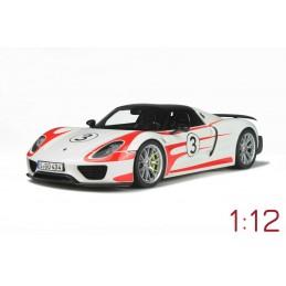 1/12 Porsche 918 Spyder...