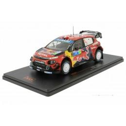 1/24 Citroen C3 WRC N°1...