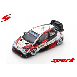 1/43 TOYOTA YARIS WRC NO.17...