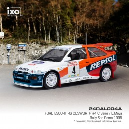 1/24 Ford Escort RS 4...