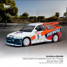 1/24 FORD ESCORT RS...