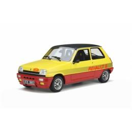 1/18 Renault 5 TS Monte Carlo
