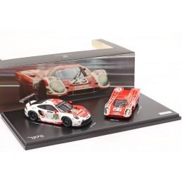 1/43 2-car Set Porsche...